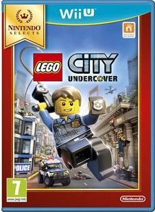 Nintendo, 1559[^]40932 Selects: Lego City Undercover on