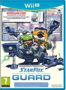 Nintendo, 1559[^]30419 Star Fox Guard on Nintendo Wii U