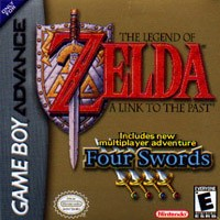 NINTENDO The Legend of Zelda A Link to the Past GBA product image