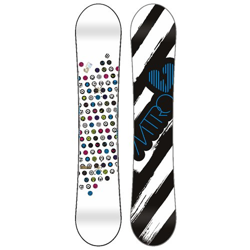 Nitro Fate 149 Womens Snowboard product image