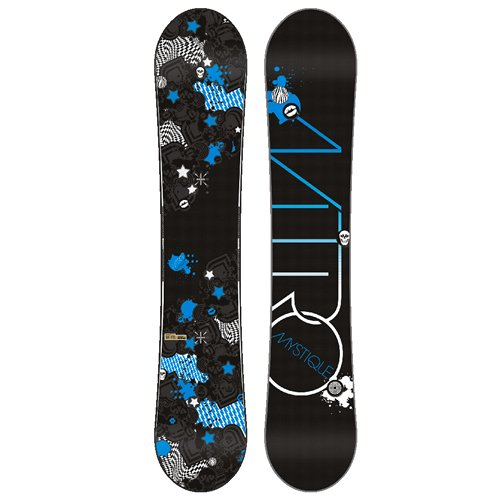Nitro Mystique 146 Womens Snowboard product image
