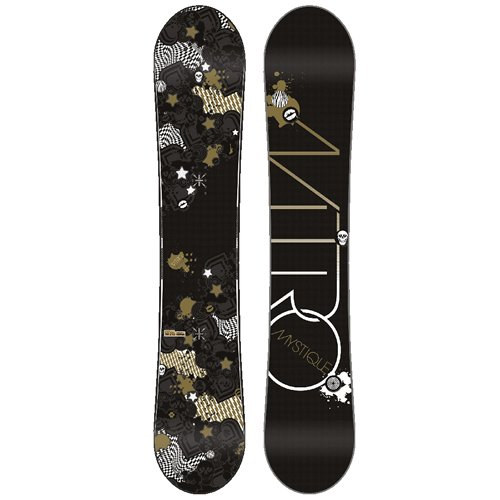 Nitro Mystique 152 Womens Snowboard product image