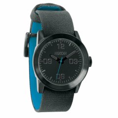 Nixon Mens Nixon The Private Watch Drab product image