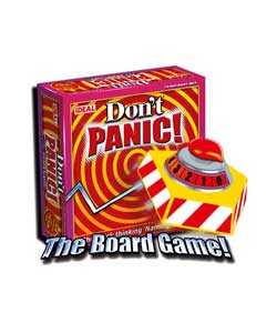 no Dont Panic Board Game