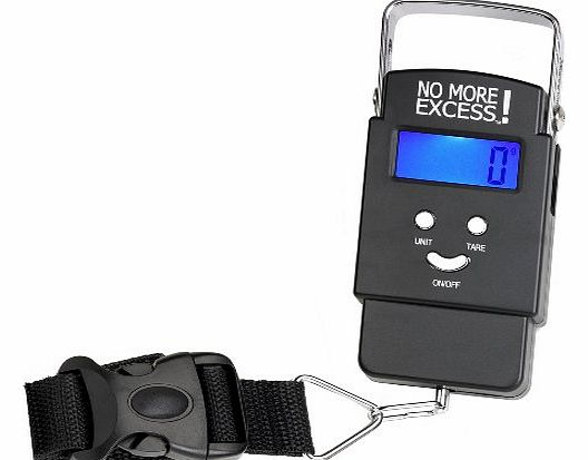 No More Excess Advanced Digital Luggage Scale product image