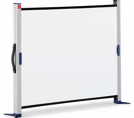 Portable Desktop Projector Screen - 75x104cm