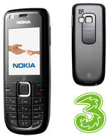 The curvy new Nokia 3120 is a prime example of what Nokia do so well, a reasonably featured and priced handset that will be both reliable and easy to use. This quad band, 3G mobile allows you to Surf the web, send email, and download content over a h - CLICK FOR MORE INFORMATION