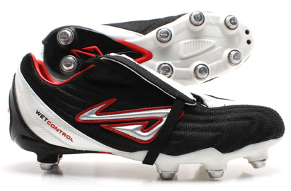 Nomis Football Boots  Black Pearl SG Football Boots Black / White / Red product image