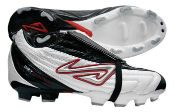Nomis Football Boots  Nine Pincer FG Football Boots Black/White product image