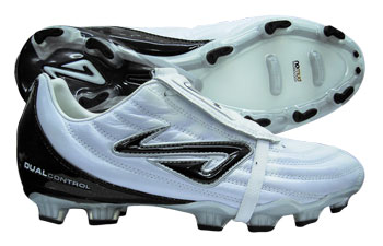Nomis Football Boots  Spark FG Football Boots Marble White / Black product image