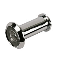 Non-Branded Chrome Plated Door Viewer product image