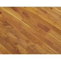 Golden Oak 83mm Wide Solid Wood Flooring