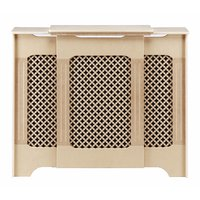 Non-Branded MDF Adjust Radiator Cabinet W975 - 1425 x D918 x H220mm product image