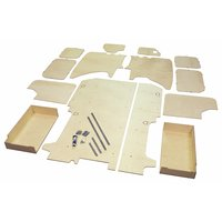 Van Ply Lining Kit Citroen/Peugeot/Fiat To 06