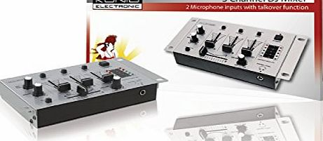 NONAME 3-channel DJ mixer product image