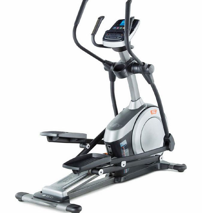 NordicTrack E7.2 Incline Elliptical Cross Trainer (iFit