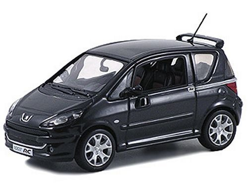 Peugeot 1007 RC in Black