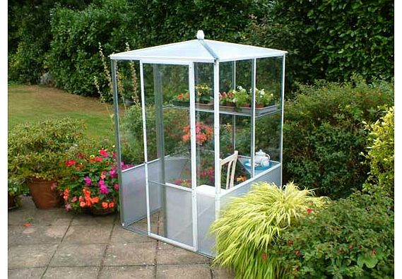 Norfolk Greenhouses Ltd Patio House Compact Greenhouse