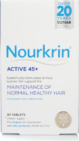 Nourkrin, 2102[^]0105052 Active 45  1 Month Supply
