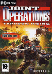 Novalogic Joint Operations Typhoon Rising PC
