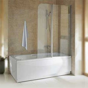 Novellini Aurora 2 Bath Shower Screen Review Compare Prices Buy Online