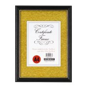 NULL Certificate Frame A4 product image