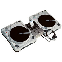Numark DJ in a Box V.7 DJ Turntable Package