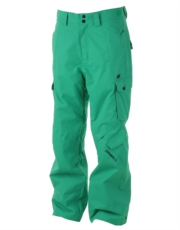 O Neill Mens Exalt Pant - Simply Green product image