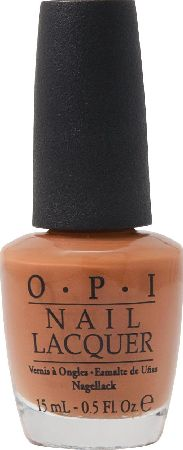 O.P.I, 2102[^]0106749 OPI A-Piers To Be Tan Nail Lacquer