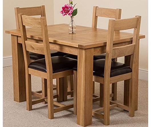 5 extending dining table - King furniture dining table ...