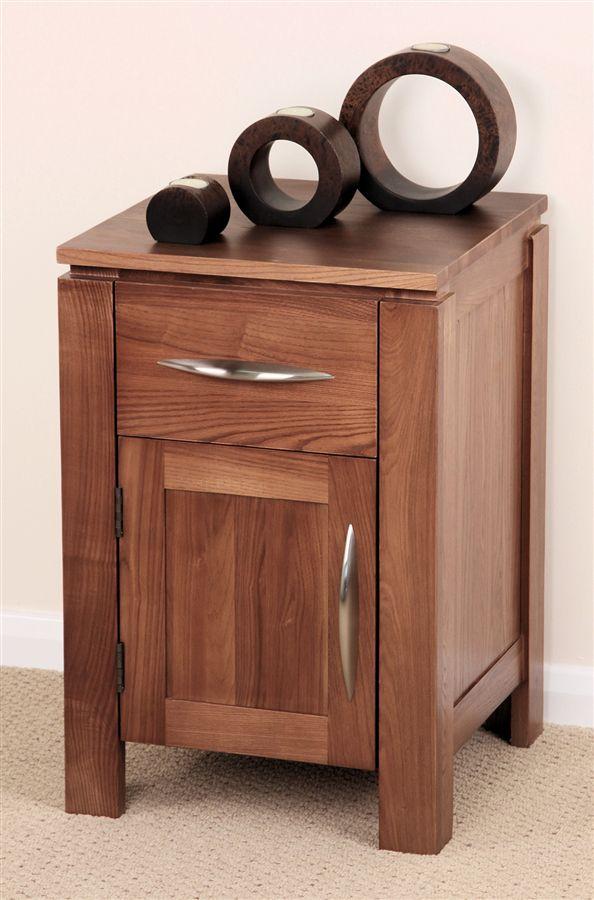 Oak Furniture Land Bedside Tables