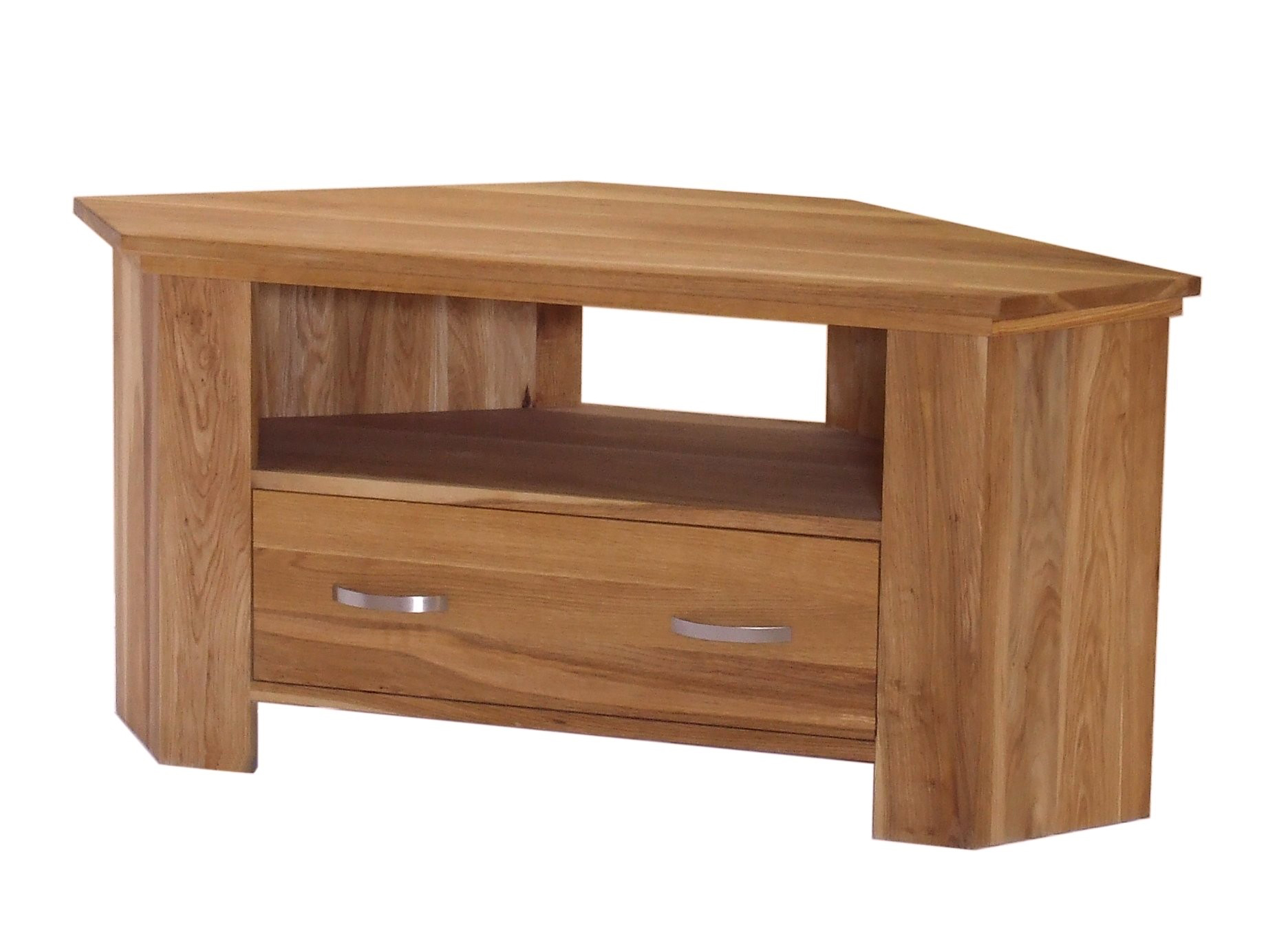 Oak Solid Oak Corner Tv Cabinet Review Compare Prices