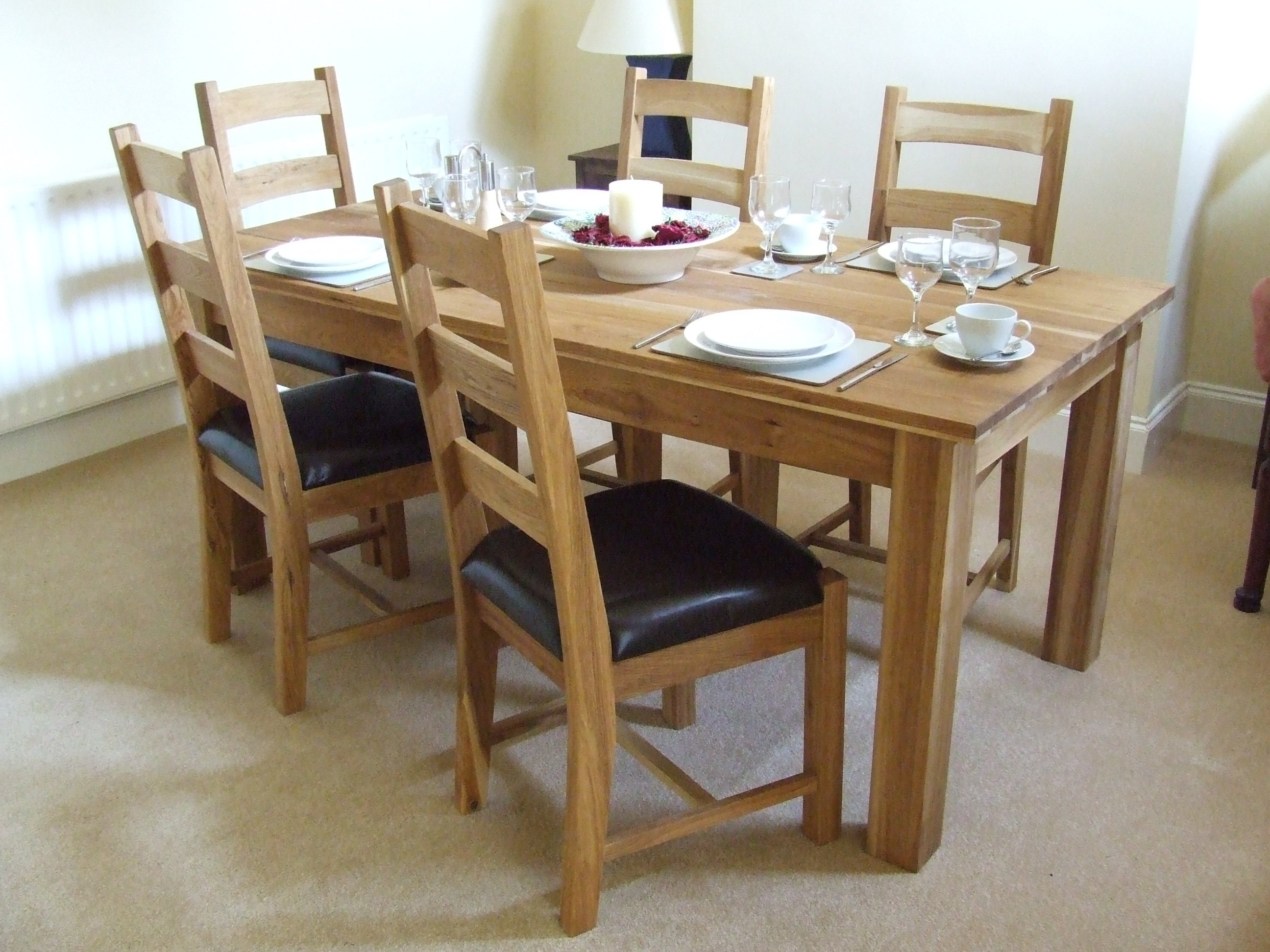 Great Oak Dining Room Chairs 2592 x 1944 · 659 kB · jpeg