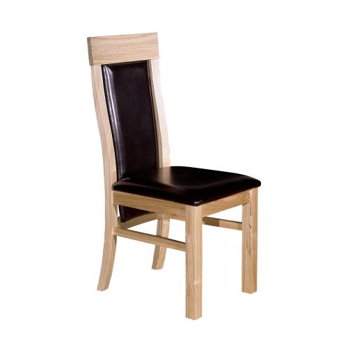 oakleigh furniture dining furniture : oakleigh furniture oakleigh leather back dining chair from www.comparestoreprices.co.uk size 500 x 500 jpeg 13kB