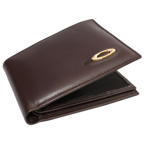 Oakley Brown Leather Wallet by product image