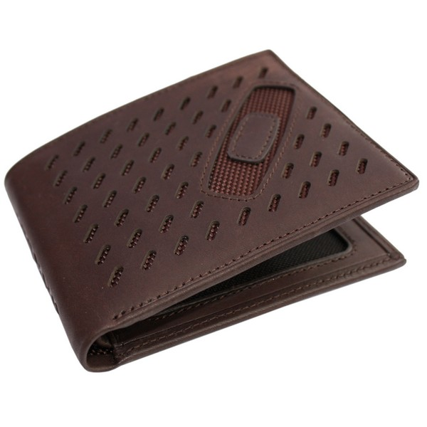 Oakley Brown Square O Perf Wallet by product image