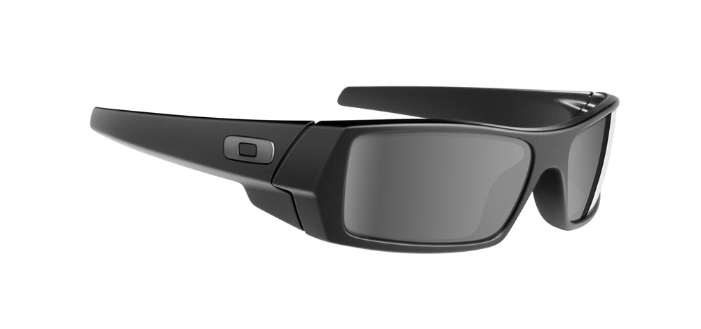Oakley Gascan Matte Black Grey