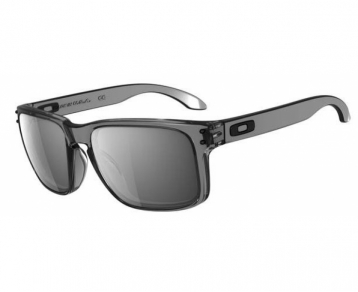 Oakley Holbrook Sunglasses Grey Smoke product image