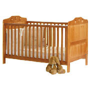 Lisa Cot Bed, Country Pine