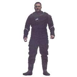 New for 2005 the Aerdura Black is the latest generation of drysuit. On the outside a layer of heavy  - CLICK FOR MORE INFORMATION
