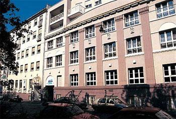 Winters Hotel Offenbacher Hof Frankfurt