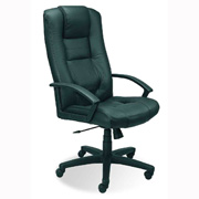 Office Seating Designer Leather-Faced Executive Chair product image