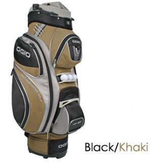 ATLAS CART BAG 2008 BLACK/KHAKI