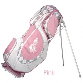 DIVA GOLF CARRY STAND BAG 2008 Pink