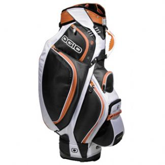 EXODUS CART BAG 2008 BLACK/COPPER
