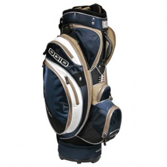 KINGPIN CART BAG 2008 Navy/White