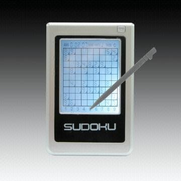 Okera Touch Screen LCD Electronic Sudoku Game with Backlight product image