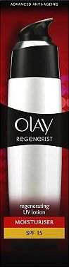 Olay, 2041[^]10025848 Regenerist Regenerating UV Lotion SPF 15