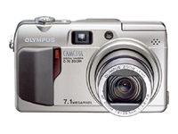 Olympus C-70 ZOom 7.1MP 5x Optical Zoom