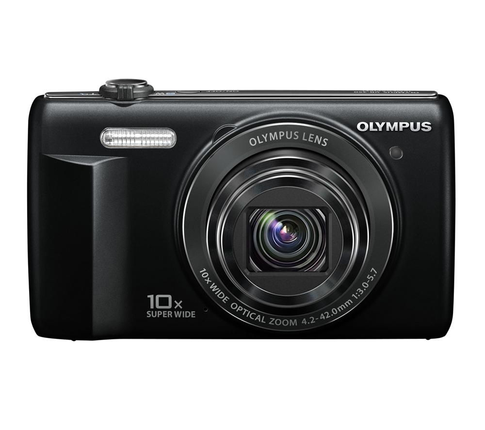 More olympus digital cameras olympus d750 black compact digital camera